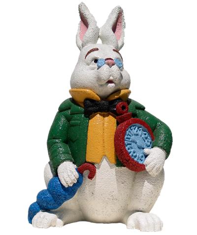 Rabbit figure